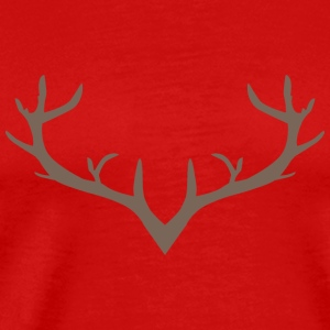 Stag Caps - Men's Premium T-Shirt