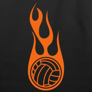 volleyball T-Shirts - Eco-Friendly Cotton Tote