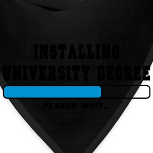 installing degree Women's T-Shirts - Bandana