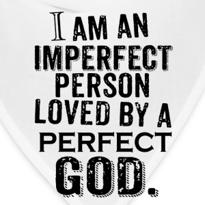God love by PERFECT GOD and christian Jesus - Bandana