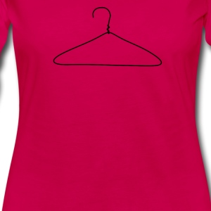Hanger Baby & Toddler Shirts - Women's Premium Long Sleeve T-Shirt