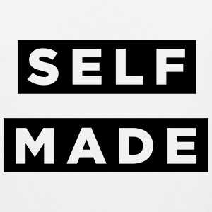 self made Hoodies - Men's Premium Tank