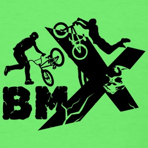 BMX Riders One Pice - Men's T-Shirt