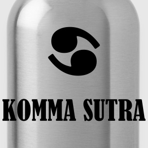 Komma Sutra Hoodies - Water Bottle