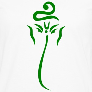 Ganesha #3 T-Shirts - Men's Premium Long Sleeve T-Shirt