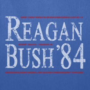 Reagan Bush 84 T-Shirts - Tote Bag