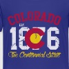 Colorado The Centennial State Kids' Shirts - Kids' Premium T-Shirt