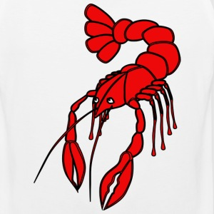 Crayfish- T-Shirts - Men's Premium Tank