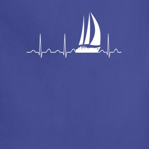 Sailing Heartbeat - Adjustable Apron
