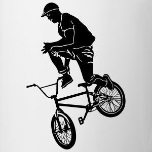 BMX Trick T-Shirts - Coffee/Tea Mug