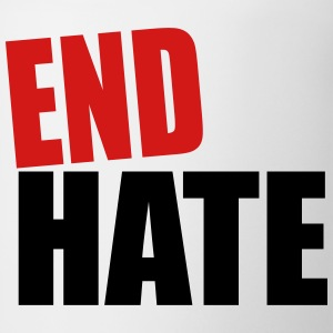 End Hate - Coffee/Tea Mug