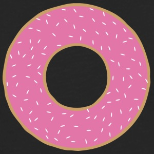 Pink donut Tanks - Men's Premium Long Sleeve T-Shirt