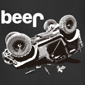 beer jeep Offroad Jeep Bear - Adjustable Apron