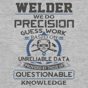 Welder T-shirt - I might be a welding Metal - Sweatshirt Cinch Bag