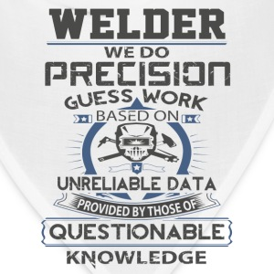 Welder T-shirt - I might be a welding Metal - Bandana