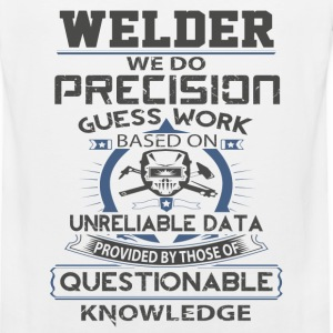 Welder T-shirt - I might be a welding Metal - Men's Premium Tank