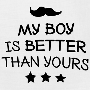 My Boy is better Kids' Shirts - Bandana