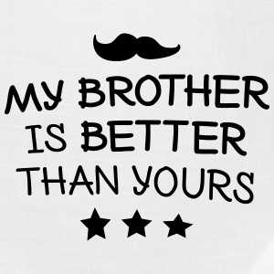 My brother is better Women's T-Shirts - Bandana