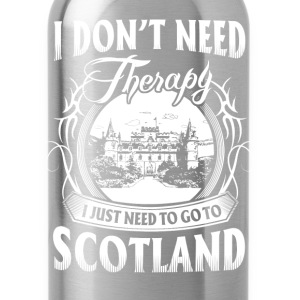 Scotland - so beautiful - Water Bottle