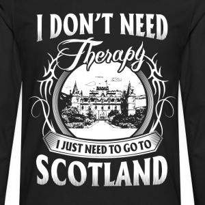 Scotland - so beautiful - Men's Premium Long Sleeve T-Shirt
