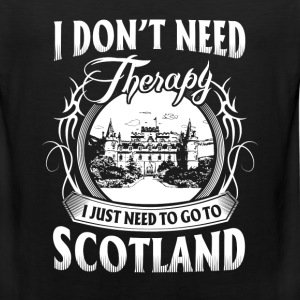 Scotland - so beautiful - Men's Premium Tank