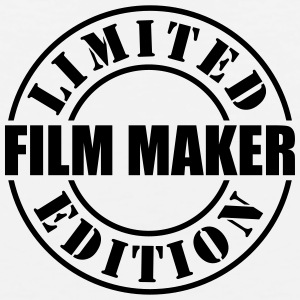limited edition film maker t-shirt - Men's Premium Tank