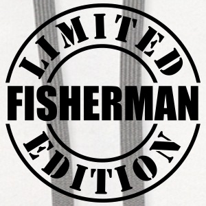 limited edition fisherman t-shirt - Contrast Hoodie