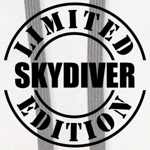 limited edition skydiver t-shirt - Contrast Hoodie