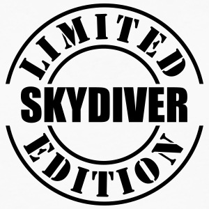 limited edition skydiver t-shirt - Men's Premium Long Sleeve T-Shirt