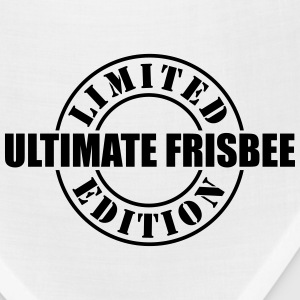 limited edition ultimate frisbee t-shirt - Bandana