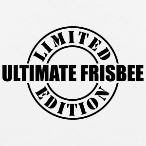 limited edition ultimate frisbee t-shirt - Men's Premium Tank