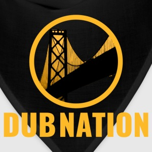 Dub Nation Bay Bridge - Bandana