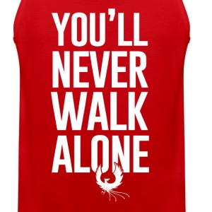 Never Walk Alone - Men's Premium Tank