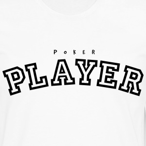 poker player t-shirt - Men's Premium Long Sleeve T-Shirt