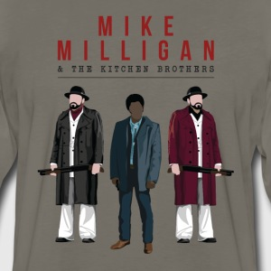 Mike Milligan & The Kitchen Brothers (FARGO) - Men's Premium Long Sleeve T-Shirt