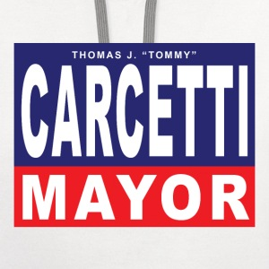 Carcetti for Mayor (THE WIRE) - Contrast Hoodie