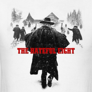 the hateful eight serigraphy | tarantino movie Hoodies - Men's T-Shirt