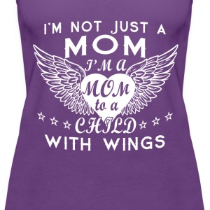 I'm Not Just A Mom - Women's Premium Tank Top