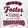 its a foster name surname thing t-shirt - Men's T-Shirt