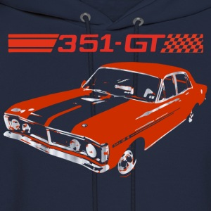 muscle car Women's T-Shirts - Men's Hoodie