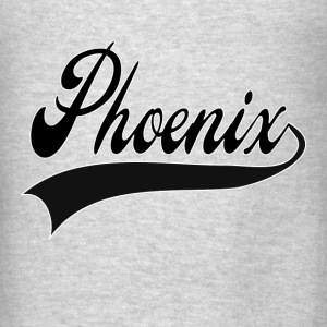 phoenix Hoodies - Men's T-Shirt