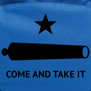 Texas Come and Take It Battle Flag - Computer Backpack