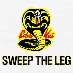 Sweep the Leg - Men's T-Shirt