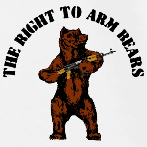 The Right to Arm Bears - Men's Premium T-Shirt