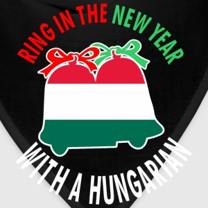 Ring In The New Year With A Hungarian - Bandana