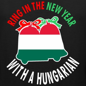 Ring In The New Year With A Hungarian - Men's Premium Tank