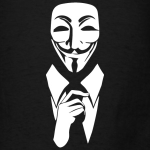 We are anonymous Bags & backpacks - Men's T-Shirt