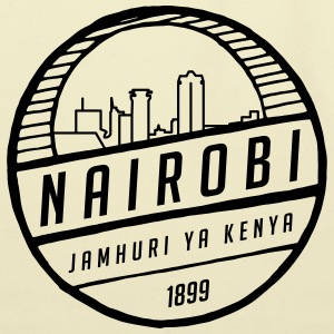 Nairobi T-Shirts - Eco-Friendly Cotton Tote