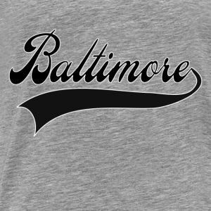 baltimore Hoodies - Men's Premium T-Shirt