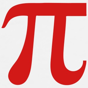 Mathematic symbol Pi Accessories - Men's Premium T-Shirt